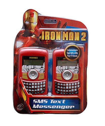 Iron Man 2 SMS Text Messenger (Text Messenger Kids)