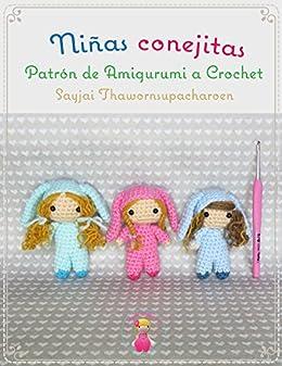 Niñas conejitas, Patrón de Amigurumi a Crochet de [Thawornsupacharoen, Sayjai]