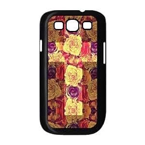 Cross Design Unique Customized Hard Case Cover for Samsung Galaxy S3 I9300, Cross Galaxy S3 I9300 Cover Case