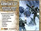 Konflikt'47 Warlord Games, British Starter Set, Wargaming Miniatures
