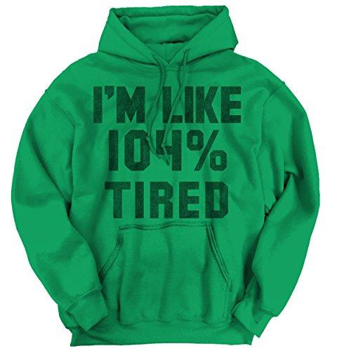 Slogan Sleeping Coffee Hipster Hoodie product image