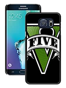 Popular Samsung Galaxy Note 5 Edge Case ,Fashionable And Unique Designed Case With gta grand theft auto 5 font game Black Samsung Galaxy Note 5 Edge Cover High Quality Phone Case