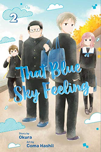 Pdf Graphic Novels That Blue Sky Feeling, Vol. 2