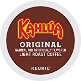 Kahlua Original Single Serve Keurig Certified Recyclable K-Cup pods for Keurig Brewers, 24 Count