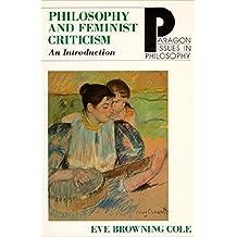 Philosophy of Feminist Criticism