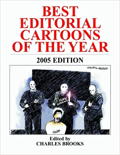 Best Editorial Cartoons of the Year
