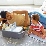 Munchkin Portable Diaper Caddy Organizer, Grey