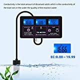 RCYAGO Water Quality Tester, 6in1 Multi-Parameter