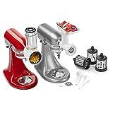 KitchenAid KSMGSSA Mixer Attachment Pack, White