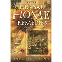 Jude's Herbal Home Remedies: Natural Health, Beauty & Home Care Secrets