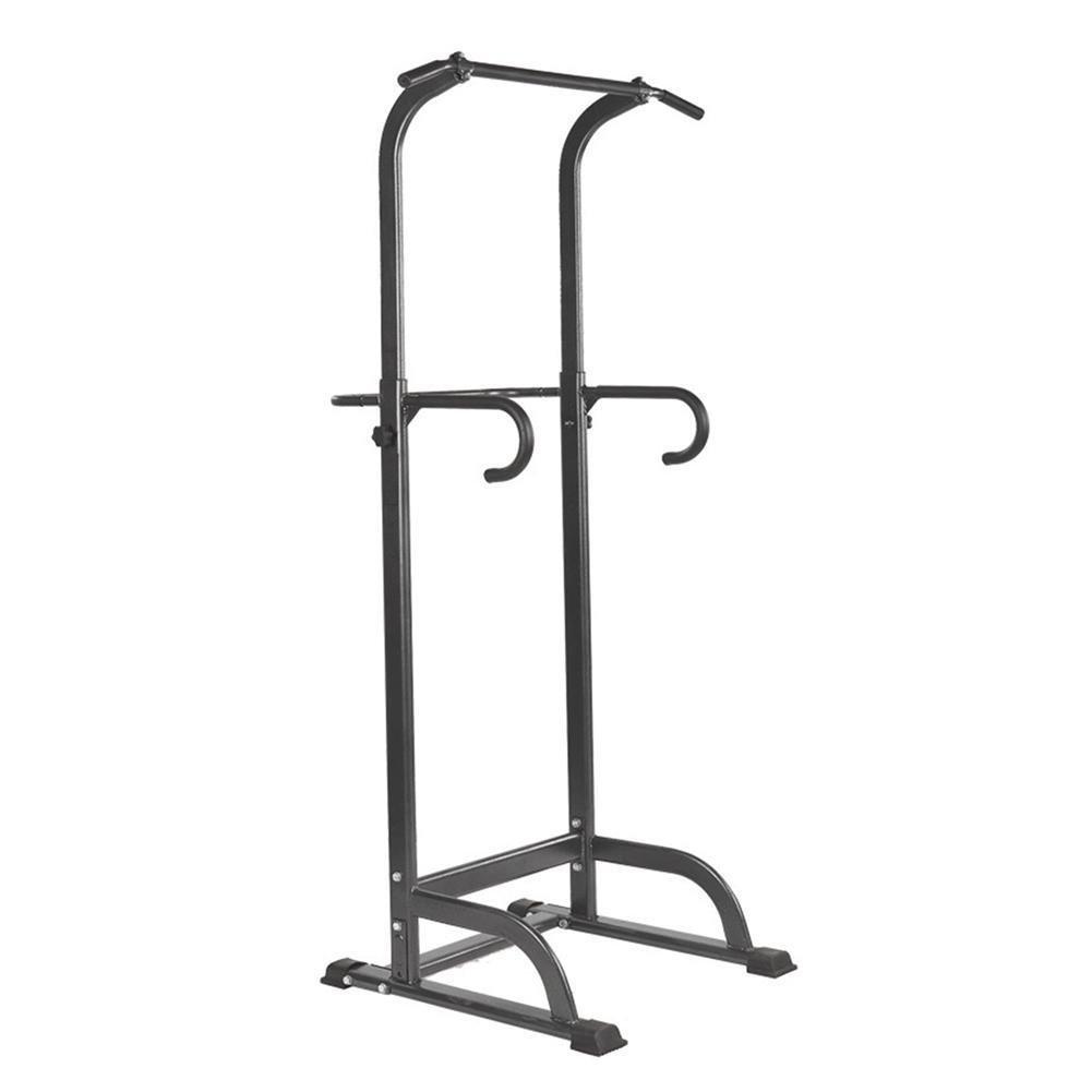 Binglinghua® Macht ausüben Steht, höhenverstellbar Multifunktions-Pull Up Bar Tower für Home Gym Krafttraining Fitness Workout Station