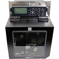 Zebra Technologies ZE50043-R010000Z Series ZE500-4 PAX Printer Engine, 300 dpi Resolution, Right Hand, RS-232 Serial, Parallel, USB 2.0, Internal net, 10/100 Ethernet, 120 VAC Powercord