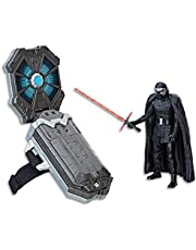 """STAR WARS - Force Link Starter Set inc 3.75"""" Kylo Ren - The Last Jedi - Kids Dress Up Toys - Ages 4+"""