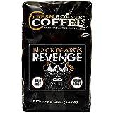 Blackbeard's Revenge Coffee, Artisan Blend, Whole Bean Bag, Fresh Roasted Coffee LLC. (2 LB.)