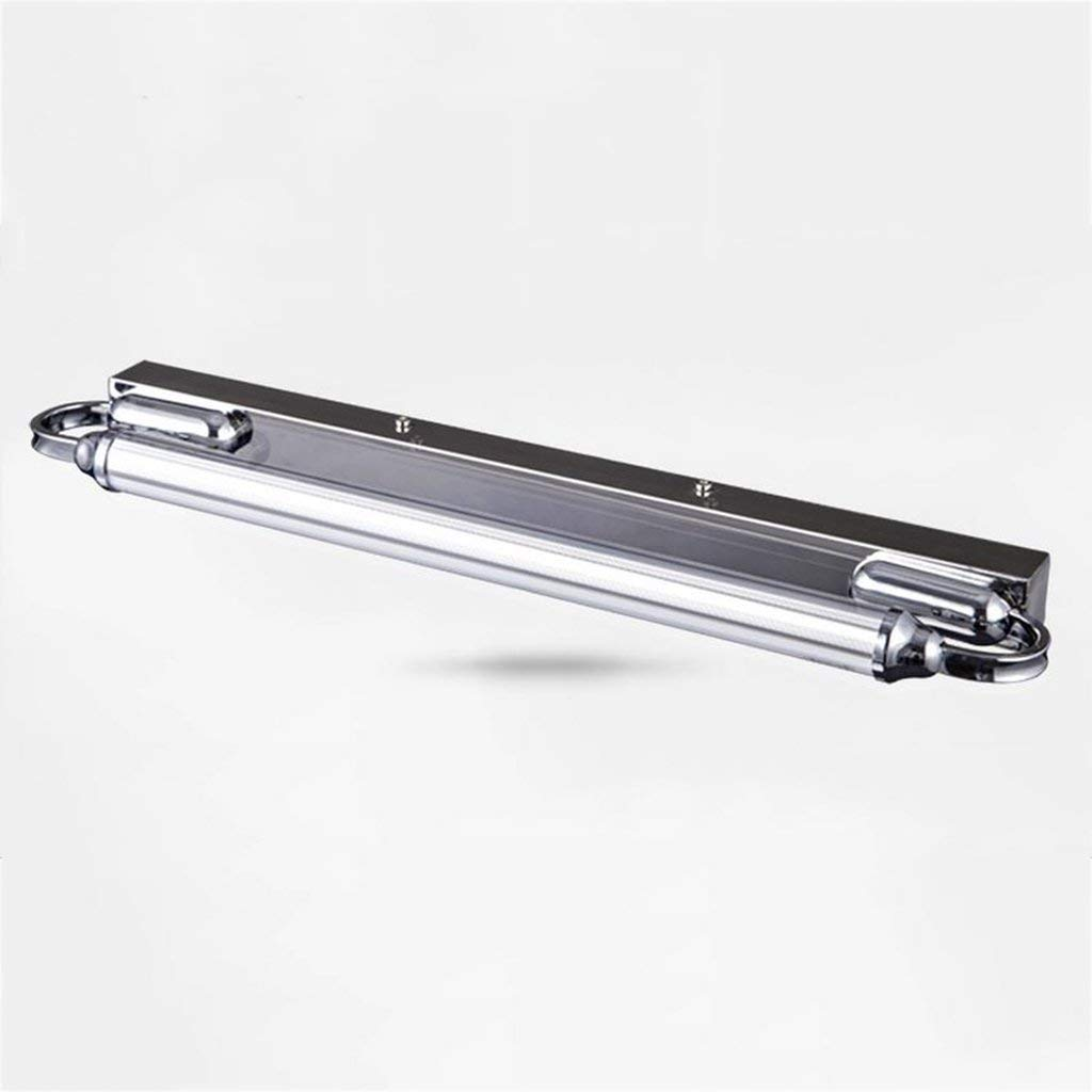 Spiegel vorne Licht LED-Spiegel Licht IP 44 Badezimmer Spiegelschrank Licht, Edelstahl SteelMakeup Spiegel Licht (Farbe  weiß)