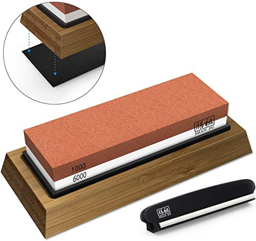 Premium knife sharpening kit