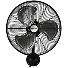 outdoor wall mount fans