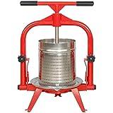 MacIntosh 4 Gallon Fruit Press + Stainless Basket