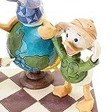 Disney Traditions Navigating Nephews Figurine