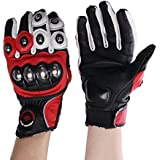 Kitty Party 3D Breathable Mesh + ABS Material Bicycle Motorcycle Motorbike Powersports Racing Gloves