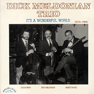 dick meldonian big band
