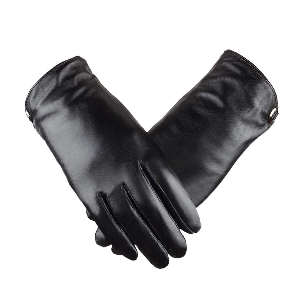 DSADDSD Handschuhe für Männer im Winter, Plus samtige warme Handschuhe, Outdoor-Sporthandschuhe
