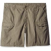 Wrangler Men's Big and Tall Authentics Utility Short