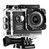 Muicatte Waterproof Sport Action Camera Camcorder