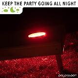 Play Platoon Cornhole Board Lights, Set of 2