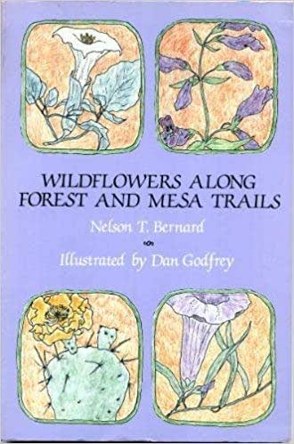 Wildflowers Along Forest and Mesa Trails (Coyote Books)