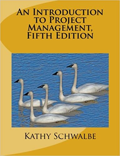 Revised An Introduction To Project Management Fourth Edition Pdf