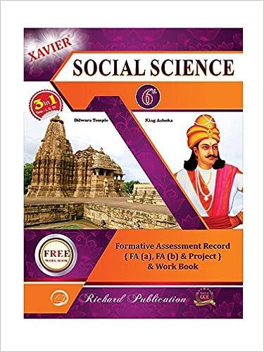 science social 6th book standard