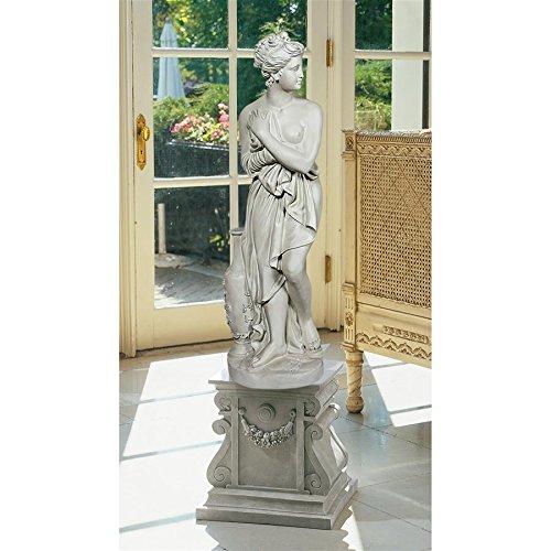 Design Toscano Canova's Venus Italica Statue, Ivory