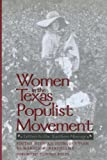 Women in the Texas Populist Movement : Letters to the Southern Mercury, , 0890967423