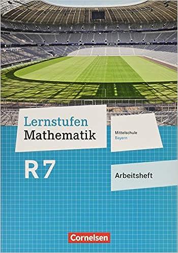 Lernstufen Mathematik R7 – Arbeitsheft