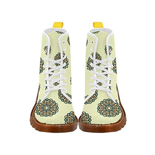 LEINTEREST circle Martin Boots Fashion Shoes For Women IRSm5So