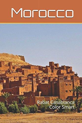 Morocco: Rabat Casablanca Color Smart