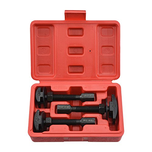 Million Parts 3Pc Set Rear Axle Bearing Remover Puller Slide Hammer Remove Semi-Floating Tool Kit