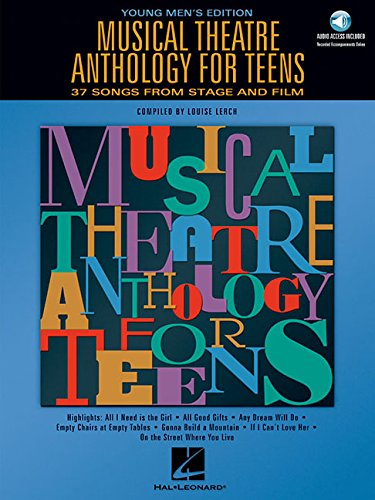 Read Online Musical Theatre Anthology for Teens: Young Men's Edition (Vocal Collection) Text fb2 ebook