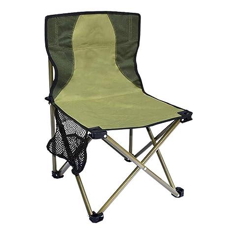 Silla De Playa Ultralight Sillas Plegables Camping Taburete ...