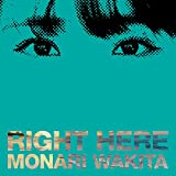 RIGHT HERE(通常盤)