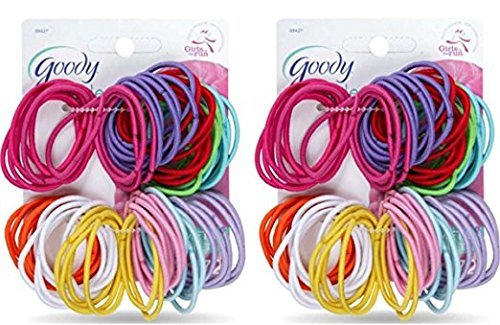goody-ouchless-elastic-ponytail-holders-gentle-no-metal-09427-colors-vary-2-pack-of-72
