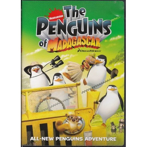 The Penguins of Madagascar All-new Penguins Adventure