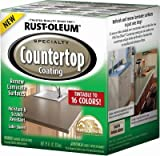Countertop Coating RUST-OLEUM 246068 Quart Interior Countertop Coating by Rust-Oleum