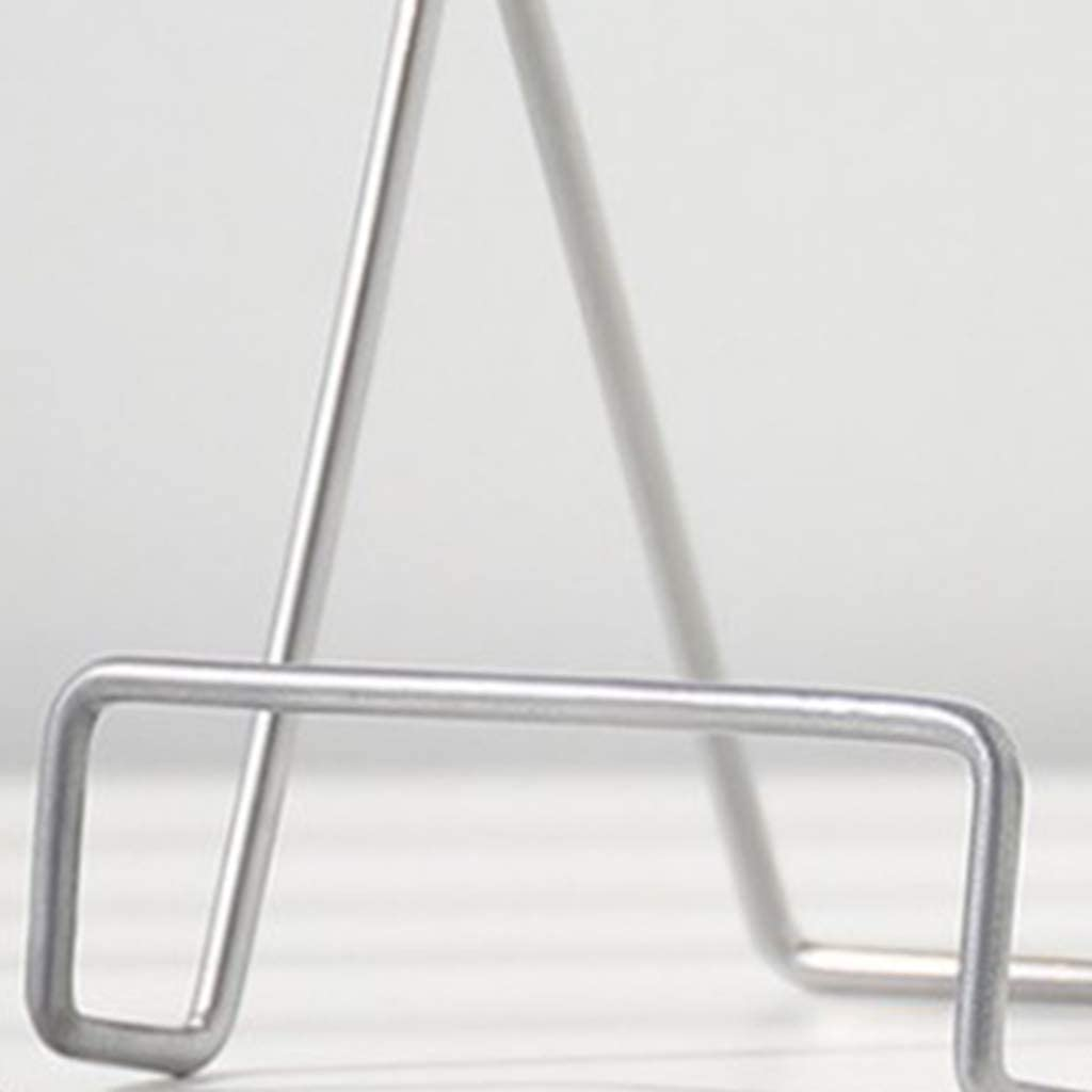 Light Items Serenable Easel Stand Party Perfect for Wedding Home Decoration A Gray L Place Card Easel Display Stand for Photo