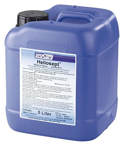 AIR-WOLF Alkoholfreies Flächendesinfektionsmittel, 5 l Kanister