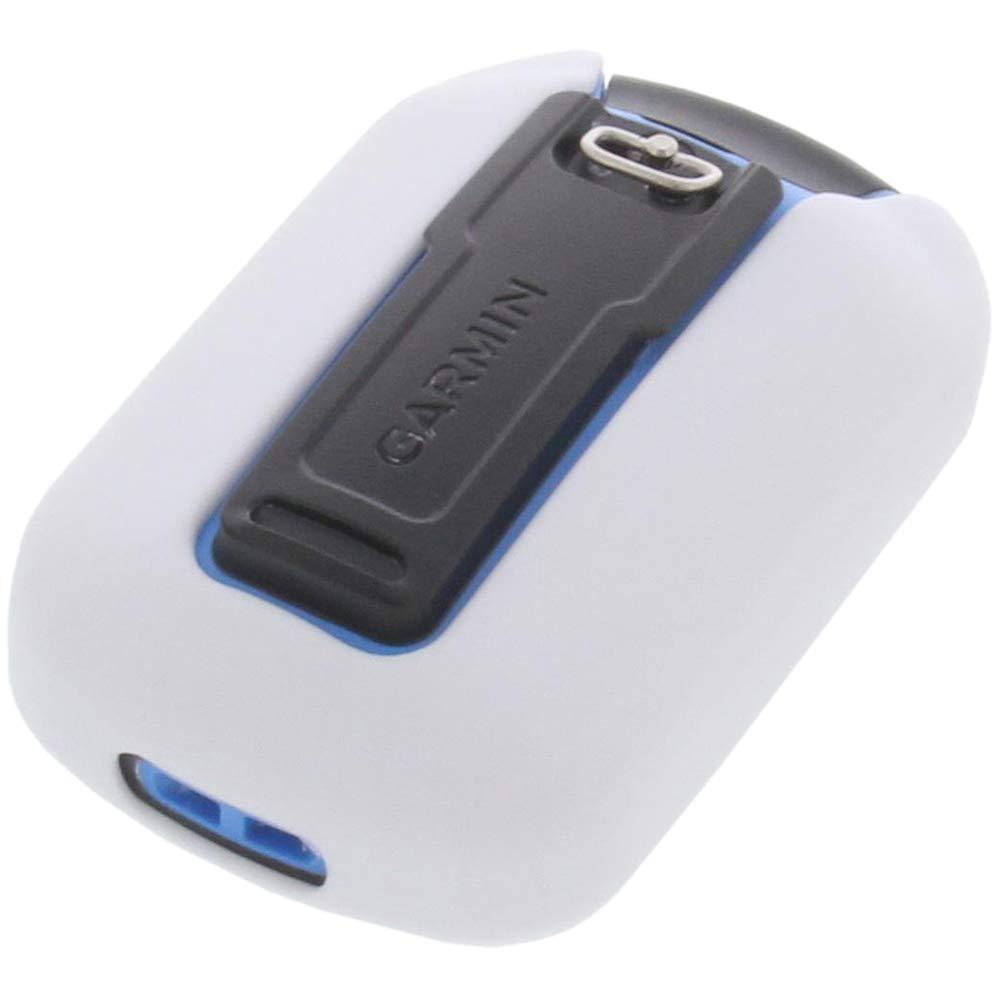 foto-kontor Cover Protettiva per Garmin eTrex Touch 35 in Silicone Bianco