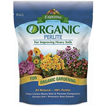 Espoma PR8 8-Quart Organic Perlite