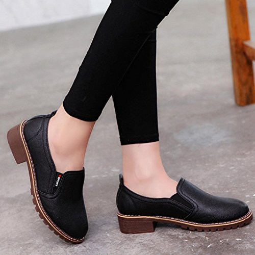 Oxford Sandales Femme Automne Bottes Boots Hiver Overdose Cuir Ankle v8wq1Ov