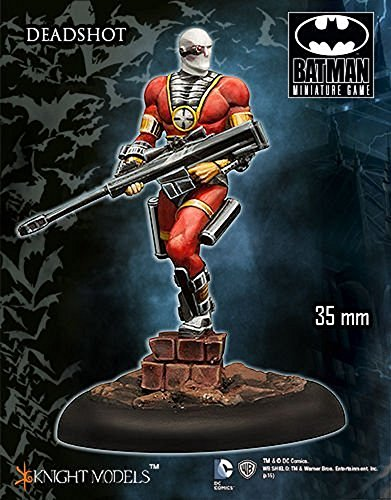 [Knight Models BATMAN (35mm): Deadshot Classic Costume 35DC120] (Classic Batman Costumes)